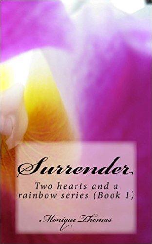 Cover Art for SURRENDER by Monique Thomas