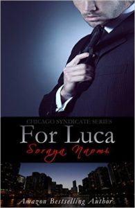 Cover Art for FOR LUCA by  Soraya Naomi