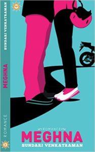 Cover Art for MEGHNA by Sundari Venkatraman