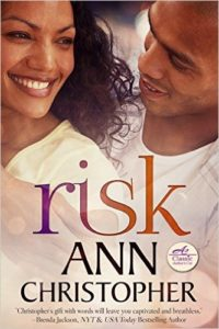 Cover Art for RISK by Ann Christopher