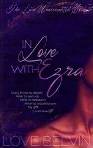 Cover Art for IN LOVE WITH EZRA by Love Belvin