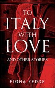 Cover Art for TO ITALY WITH LOVE by Fiona Zedde