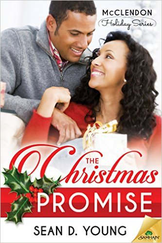 Cover Art for THE CHRISTMAS PROMISE by Sean D. Young