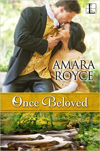 Cover Art for ONCE BELOVED by Amara Royce
