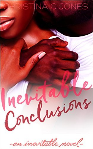 Cover Art for INEVITABLE CONCLUSIONS by Christina C. Jones