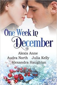 Cover Art for ONE WEEK IN DECEMBER by Audra North