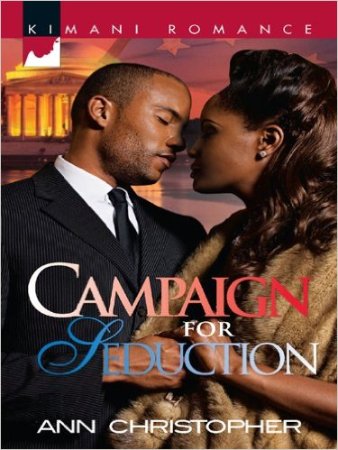 Cover Art for CAMPAIGN FOR SEDUCTION by Ann Christopher