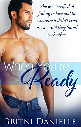 Cover Art for WHEN YOU'RE READY by Britni Danielle