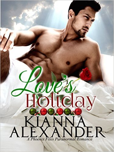 Cover Art for LOVE'S HOLIDAY by Kianna Alexander