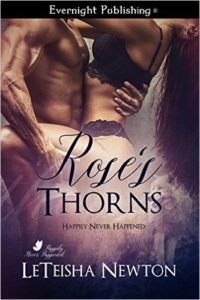 Cover Art for ROSE'S THORNS by LeTeisha Newton
