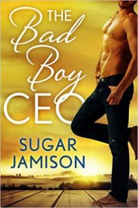 Cover Art for THE BAD BOY CEO by Sugar Jamison