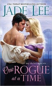 Cover Art for ONE ROGUE AT A TIME by Jade Lee