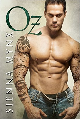 Cover Art for OZ by Sienna Mynx