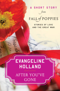 Cover Art for After You've Gone by Evangeline Holland