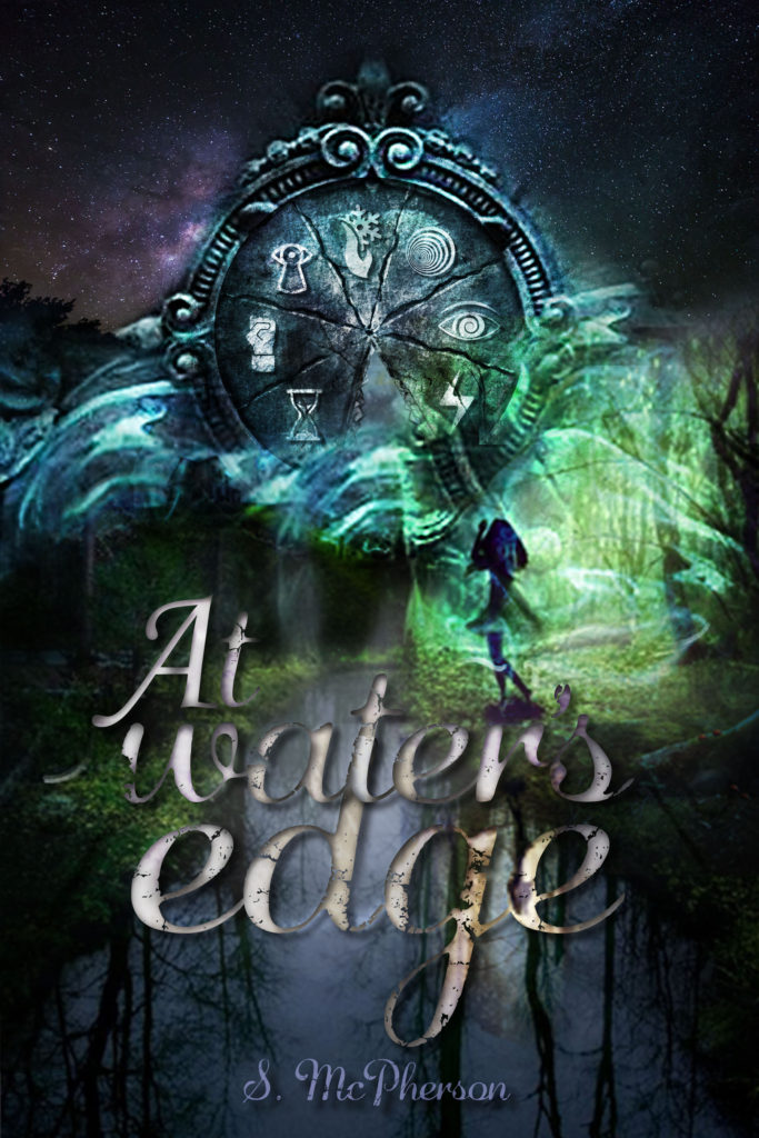 Cover Art for AT WATER'S EDGE by S. McPherson