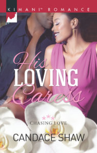 Cover Art for His Loving Caress by Candace Shaw