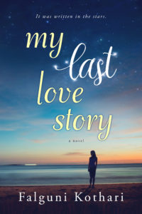 Cover Art for My Last Love Story by Falguni Kothari