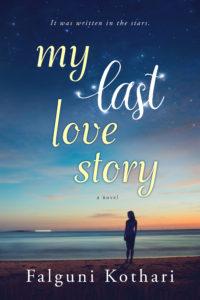 Cover Art for My Last Love Story by Falguni Kothari