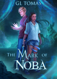 Cover Art for The Mark of Noba by G.L. Tomas