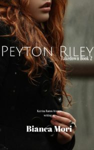 Cover Art for Peyton Riley by Bianca Mori