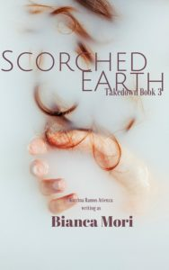 Cover Art for Scorched Earth by Bianca Mori