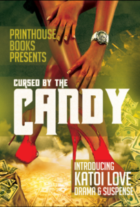 Cover Art for Cursed by the Candy by KaToi Love