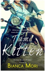 Cover Art for Tame The Kitten by Bianca Mori