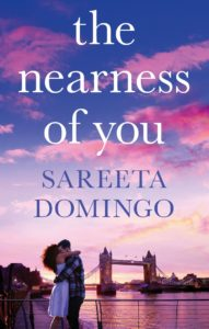 Cover Art for The Nearness of You by Sareeta Domingo