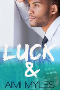 Cover Art for Luck & by Aimi Myles