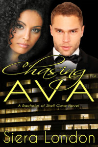 Cover Art for Chasing Ava: A Bachelor of Shell Novel by Siera London