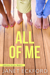 Cover Art for All of Me by Janet Eckford