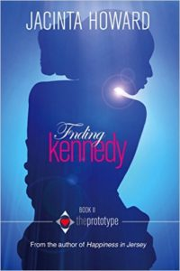 Cover Art for FINDING KENNEDY by Jacinta Howard