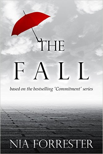 Cover Art for THE FALL by Nia Forrester