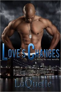 Cover Art for LOVE'S CHANGES by LaQuette