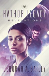 Cover Art for Hathor Legacy: Revelations by Deborah Bailey