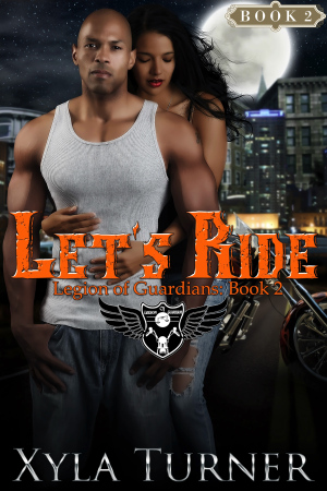 Cover Art for LET'S RIDE by Xyla Turner