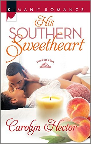Cover Art for His Southern Sweetheart by Carolyn Hector
