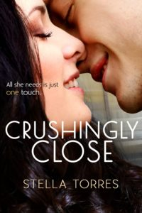 Cover Art for Crushingly Close by Stella Torres