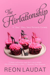 Cover Art for The Flirtationship by Reon Laudat