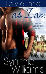 Cover Art for Love Me As I Am by Synithia Williams