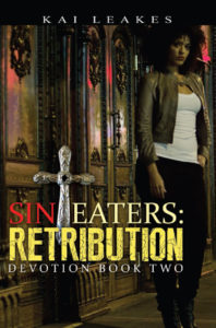 Cover Art for Sin Eaters: Retribution (Devotion Book Two) by Kai Leakes