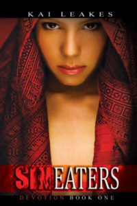 Cover Art for Sin Eaters (Devotion Book One) by Kai Leakes