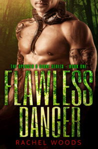 Cover Art for Flawless Danger by Rachel Woods