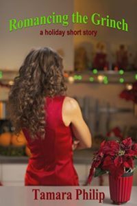 Cover Art for ROMANCING THE GRINCH by Tamara Phillips
