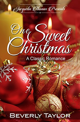 Cover Art for ONE SWEET CHRISTMAS by Beverly Taylor