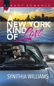 Cover Art for A NEW YORK KIND OF LOVE by Synithia Williams