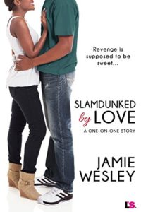 Cover Art for SLAMDUNKED BY LOVE by Jamie Wesley