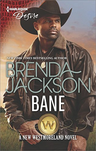 Cover Art for BANE by Brenda Jackson