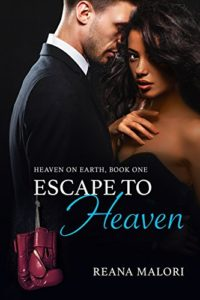 Cover Art for ESCAPE TO HEAVEN by Reana Malori