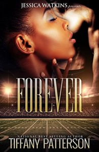 Cover Art for FOREVER by Tiffany Patterson